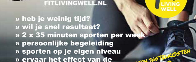 Fit Living Well Bodegraven