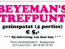 Beyeman's Trefpunt