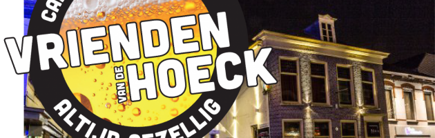 Café Vrienden van de Hoeck
